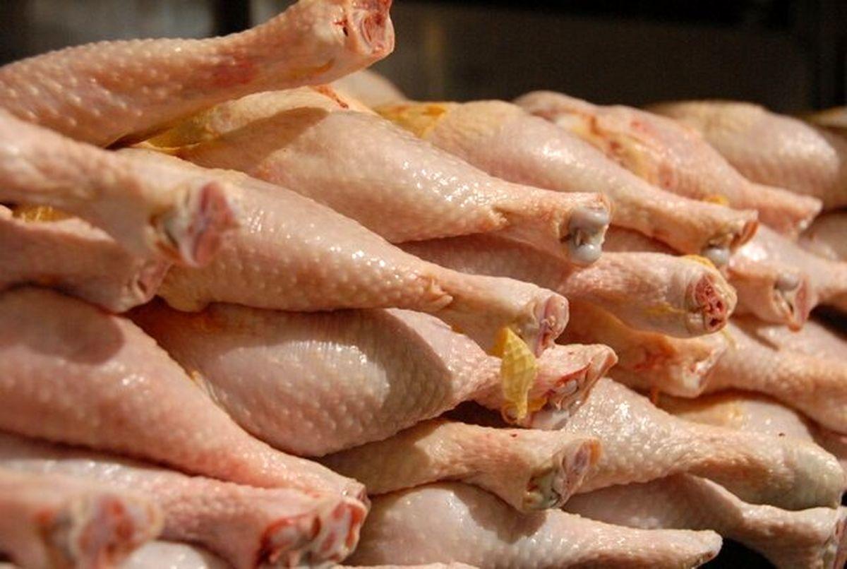 قیمت مرغ افزایشی شد