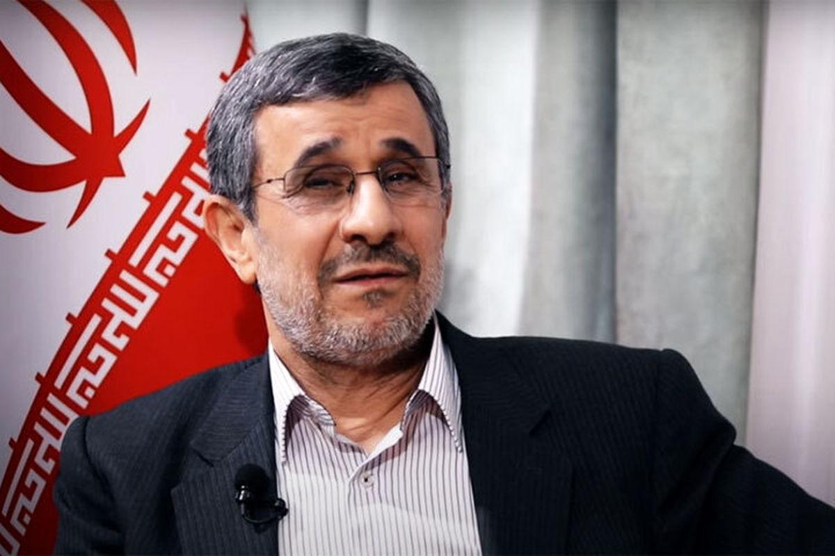 واکنش احمدینژاد به پیروزی رییسی در انتخابات