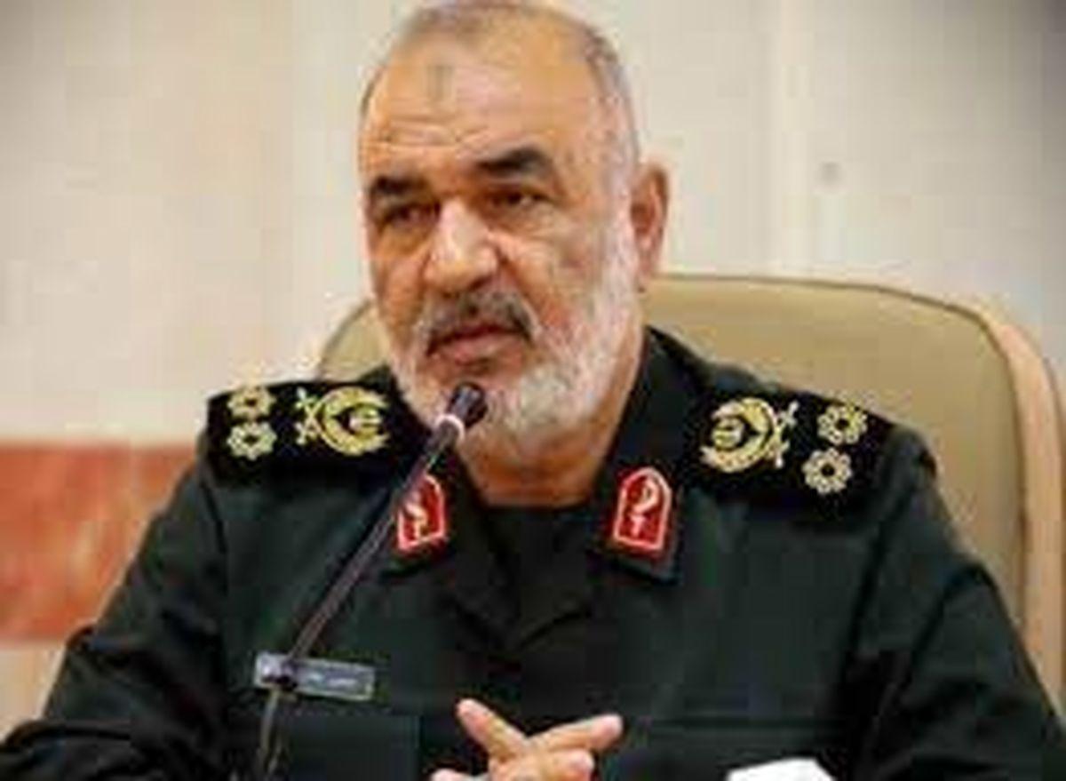 فرمانده کل سپاه به جواد فروغی تبریک گفت