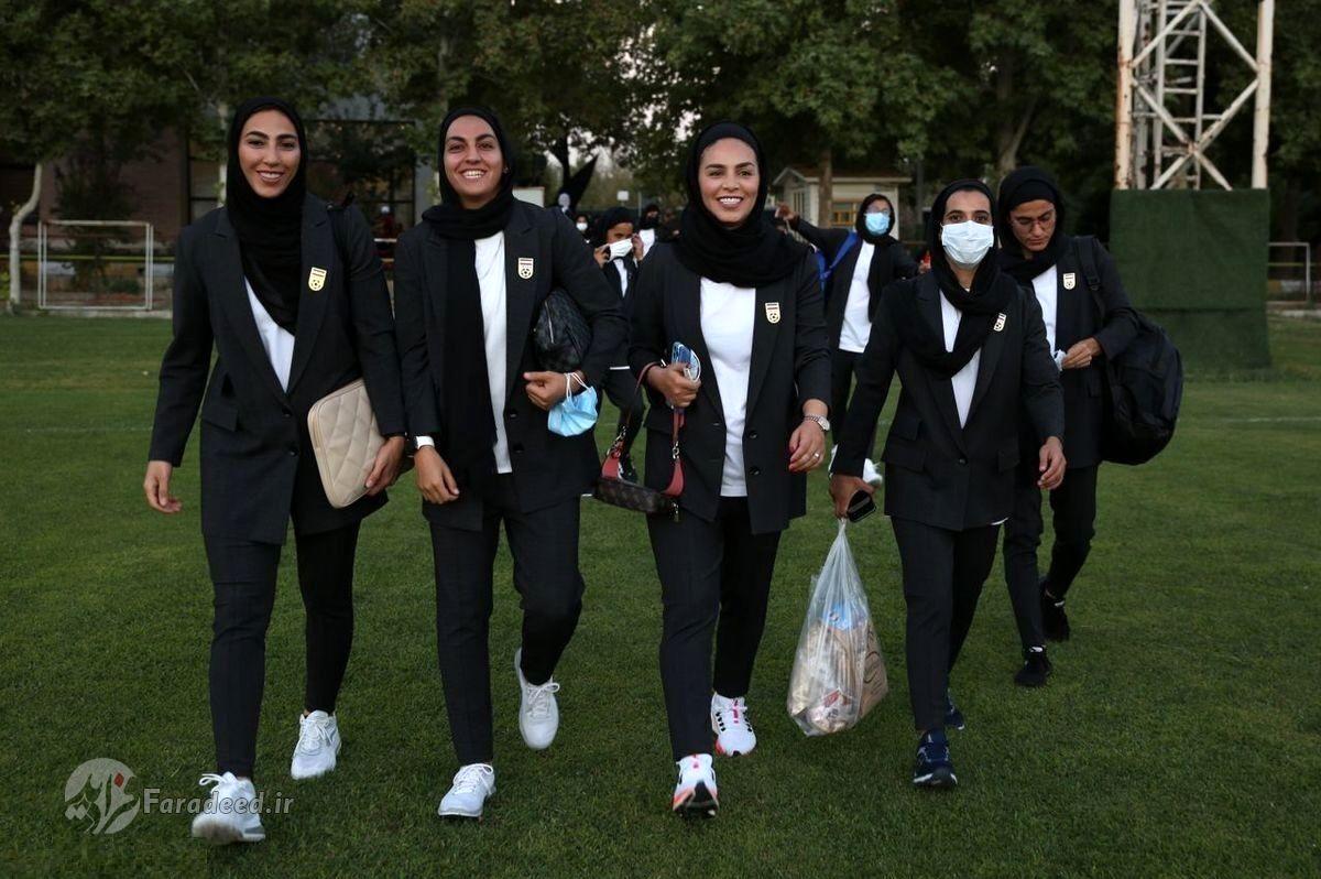 جنجال لباس فرم تیم ملی فوتبال بانوان ایران