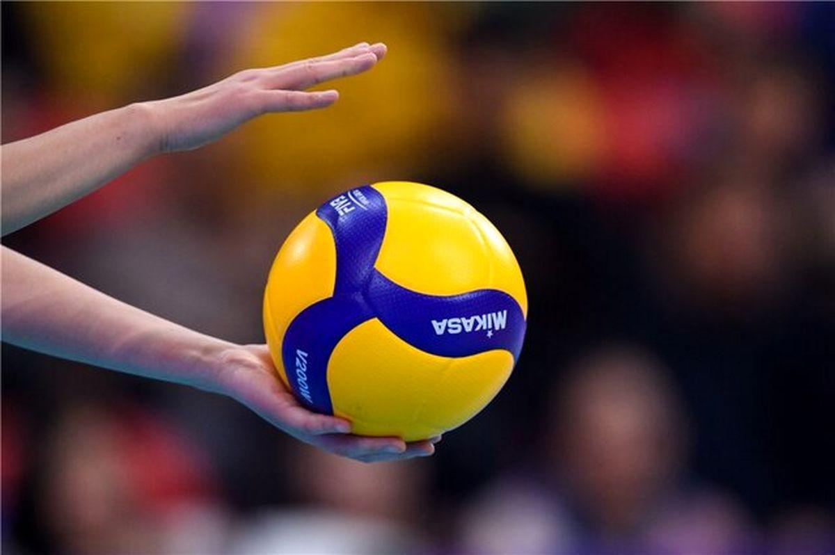اسامی والیبالیست های المپیکی اعلام شد