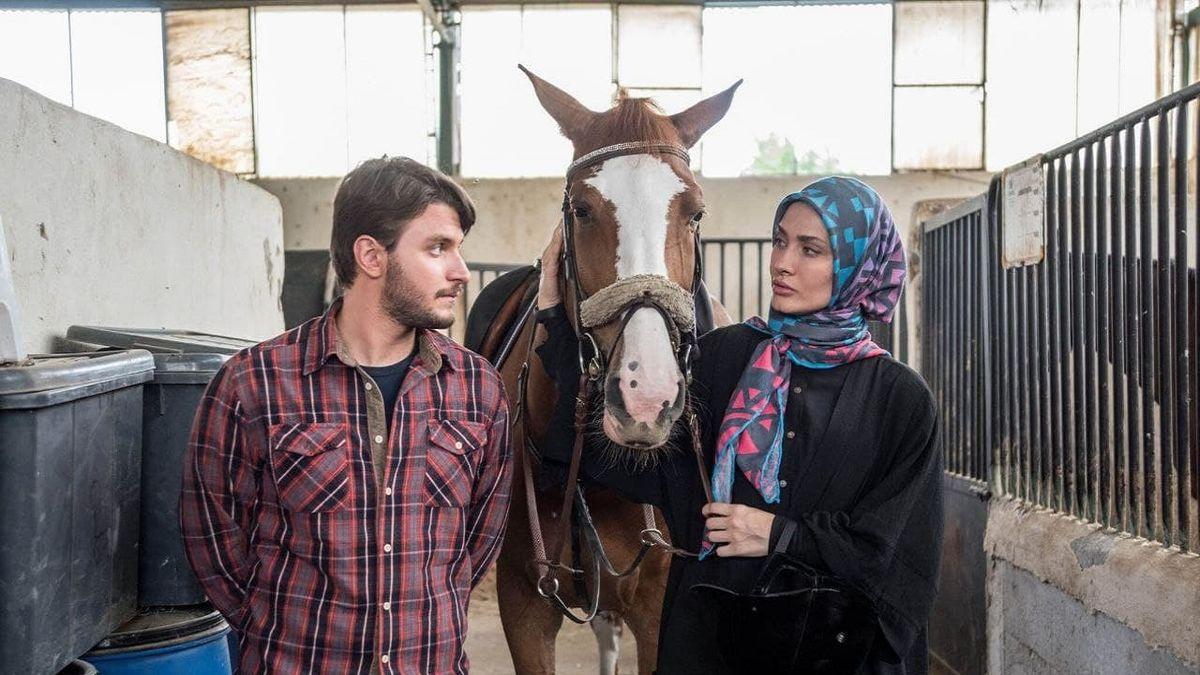 ساناز سعیدی بازیگر فصل چهارم «از سرنوشت»