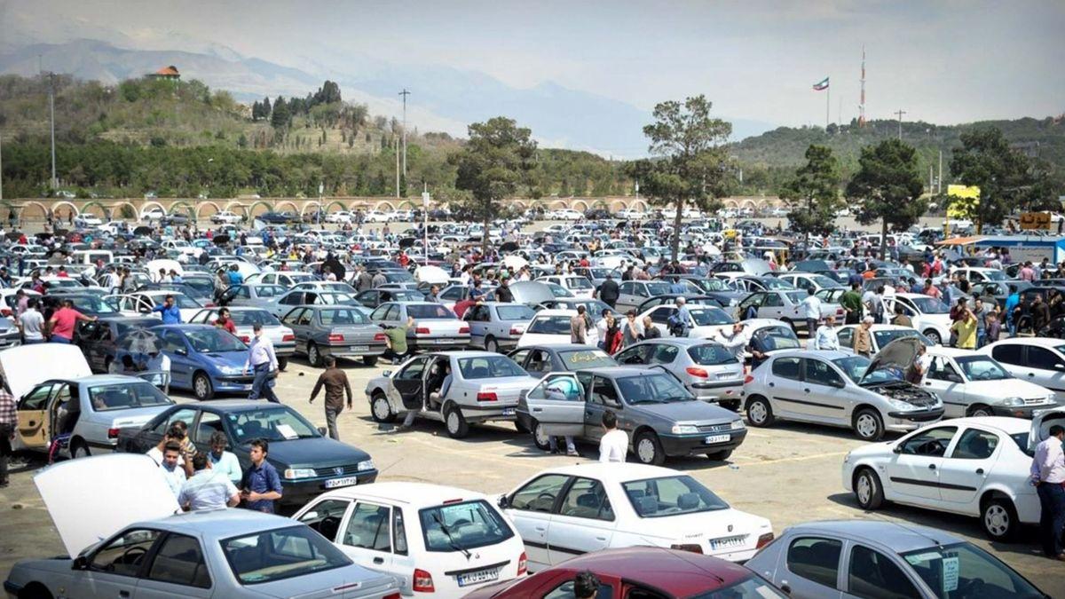 قیمت خودروهای تصادفی+ جزئیات