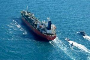 حمله دزدان دریایی به نفتکش ایران