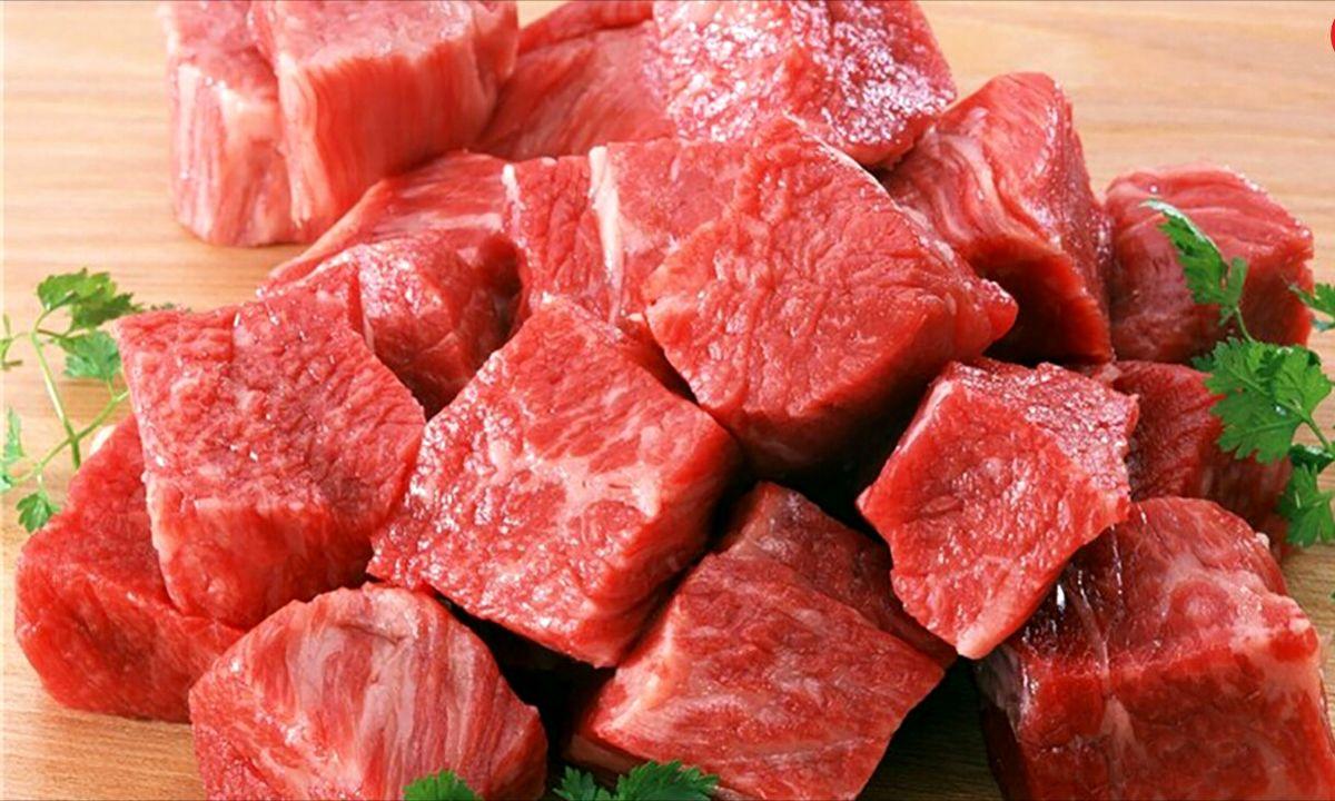 قیمت گوشت قرمز در بازار هفته سوم خرداد